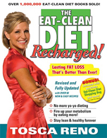 Tosca Reno's Eat Clean Diet ReCharged. Supercharge your life!