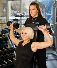 Tabitha Holly Citro - Personal Trainer, Scottsdale AZ. Personal Training 101 - PT 101.