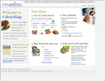 Calorie King - Online tools for ultimate nutrition