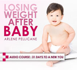Losing Weight After Baby - 31 Days to a New You, author Arlene Pellicane